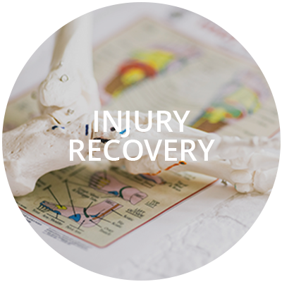Muscle Mending and Injury Recovery Reflexology