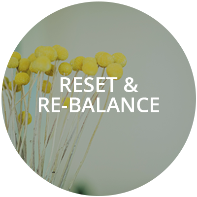 Reset and rebalance reflexology